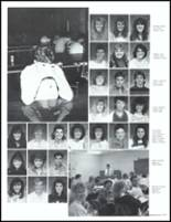 1989 John Glenn High School Yearbook Page 122 & 123