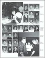 1989 John Glenn High School Yearbook Page 126 & 127