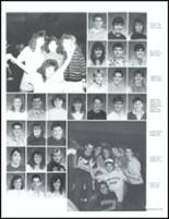 1989 John Glenn High School Yearbook Page 128 & 129