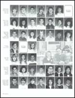 1989 John Glenn High School Yearbook Page 134 & 135