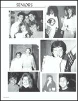 1989 John Glenn High School Yearbook Page 148 & 149