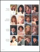 1989 John Glenn High School Yearbook Page 152 & 153