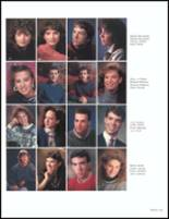 1989 John Glenn High School Yearbook Page 154 & 155