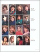 1989 John Glenn High School Yearbook Page 158 & 159
