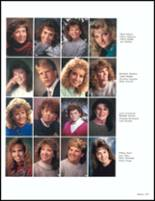 1989 John Glenn High School Yearbook Page 160 & 161
