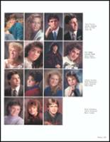 1989 John Glenn High School Yearbook Page 162 & 163