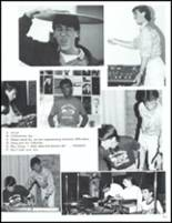 1989 John Glenn High School Yearbook Page 166 & 167