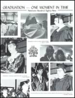 1989 John Glenn High School Yearbook Page 170 & 171