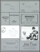 1989 John Glenn High School Yearbook Page 182 & 183