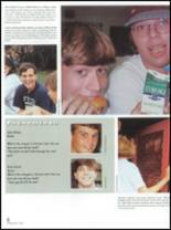 1996 Wando High School Yearbook Page 16 & 17