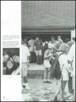 1996 Wando High School Yearbook Page 38 & 39