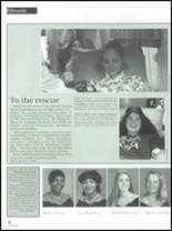 1996 Wando High School Yearbook Page 56 & 57