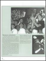 1996 Wando High School Yearbook Page 72 & 73