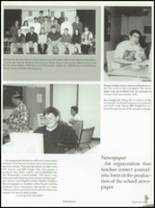 1996 Wando High School Yearbook Page 156 & 157