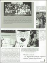 1996 Wando High School Yearbook Page 162 & 163