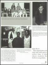 1996 Wando High School Yearbook Page 166 & 167