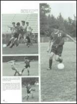 1996 Wando High School Yearbook Page 186 & 187