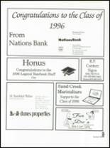 1996 Wando High School Yearbook Page 220 & 221