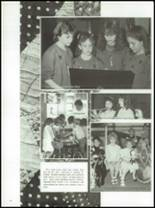 1987 Kress High School Yearbook Page 12 & 13