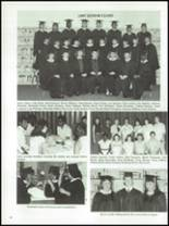 1987 Kress High School Yearbook Page 14 & 15