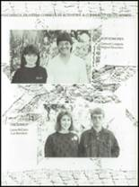 1987 Kress High School Yearbook Page 22 & 23