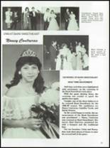 1987 Kress High School Yearbook Page 26 & 27