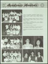 1987 Kress High School Yearbook Page 28 & 29