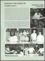 1987 Kress High School Yearbook Page 30 & 31