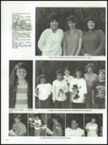 1987 Kress High School Yearbook Page 34 & 35