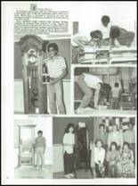 1987 Kress High School Yearbook Page 36 & 37