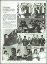 1987 Kress High School Yearbook Page 42 & 43