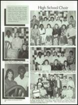 1987 Kress High School Yearbook Page 46 & 47