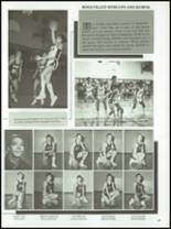 1987 Kress High School Yearbook Page 56 & 57