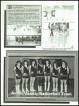 1987 Kress High School Yearbook Page 58 & 59