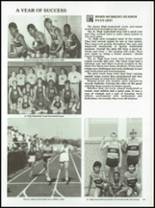 1987 Kress High School Yearbook Page 68 & 69