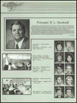 1987 Kress High School Yearbook Page 70 & 71