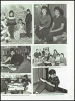 1987 Kress High School Yearbook Page 72 & 73