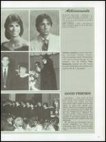 1987 Kress High School Yearbook Page 76 & 77