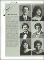 1987 Kress High School Yearbook Page 78 & 79
