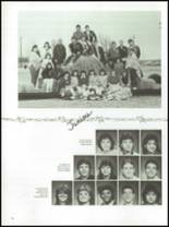 1987 Kress High School Yearbook Page 80 & 81