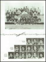 1987 Kress High School Yearbook Page 84 & 85