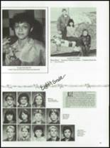 1987 Kress High School Yearbook Page 86 & 87