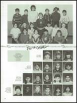1987 Kress High School Yearbook Page 96 & 97