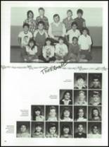1987 Kress High School Yearbook Page 98 & 99