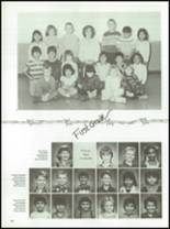 1987 Kress High School Yearbook Page 102 & 103