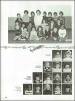 1987 Kress High School Yearbook Page 104 & 105