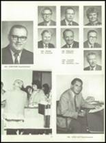 1972 Hastings High School Yearbook Page 24 & 25