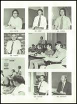 1972 Hastings High School Yearbook Page 36 & 37