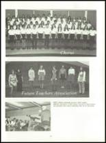 1972 Hastings High School Yearbook Page 54 & 55
