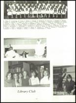 1972 Hastings High School Yearbook Page 56 & 57